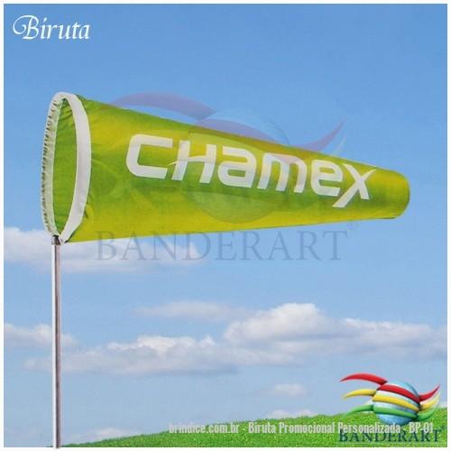 Biruta Promocional personalizada - Birutas promocionais, em tecido Duranil®  100% poliéster, estampa 743ea10e9c