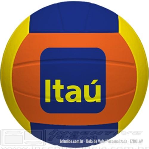Bola de Volei personalizada - Bola de Vôlei em EVA ou em Sintético 473d67dde29b4