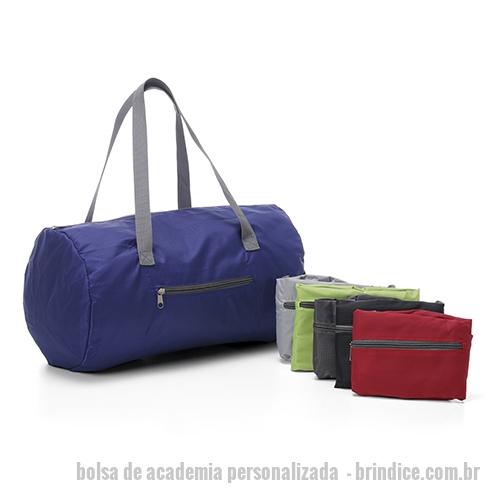 6ed8e0d02 Bolsa de Academia Personalizada | Bolsa de academia no Guia Bríndice