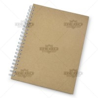 Caderno Natural para Brindes Corporativos