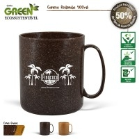 Caneca Redonda Green 400 ml