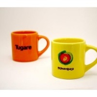 Caneca Reta Media 190ml