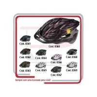 Capacete Ciclista Runner Adulto