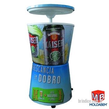 Cooler personalizado - Cooler Table Big capacidade 60 latas
