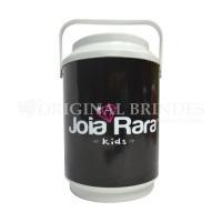 1cf44609e Cooler Personalizado   Cooler promocional com capacidade aproximadamente  para 10 latas, com alça fixa e