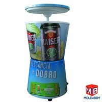 Cooler Table Big capacidade 60 latas
