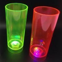 27616f248 Copo Personalizado | Copo 300ml, em material plástico cristal com luz de  Led (acionamento