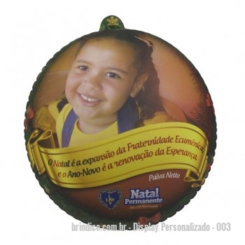 Display personalizado - Promobol - Todas as cores