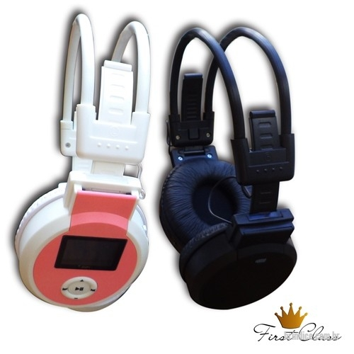 Headphone personalizado - Headphone com entrada para MP3