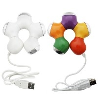 Hub Color Retr?til USB