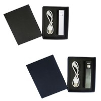 Kit Carregador Power Bank + Caixa Cartonada