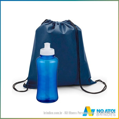 Kit fitness personalizado - KIT FITNESS PERSONALIZADO