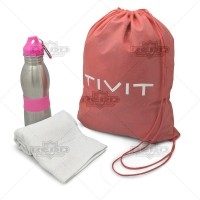 Kit fitness Personalizado | Kit Fitness