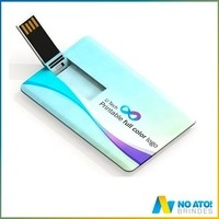 Pen Card Personalizado | PEN CARD 4GB - NOATO BRINDES