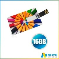 Pen Card Personalizado | PEN CARD 16GB - NOATO BRINDES