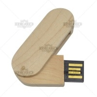 Pen Drive Ecológico 4GB Customizado