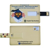 Pen Drive Personalizado | Pen Drive Cart?o Digital - DIRECT BRINDES