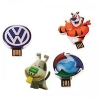 Pen Drive Personalizado | Pen drive customizado 4GB, em diversos formatos. - CRAZY IDEAS