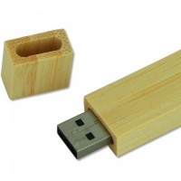 pen drive bamboo 08 GB