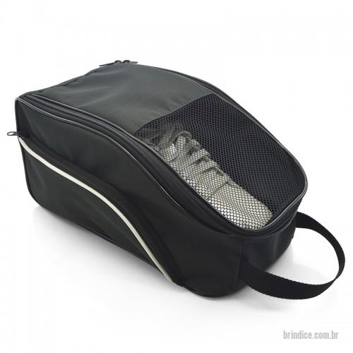 950d4db708 Porta tênis ou chuteira personalizada - Porta tênis para brindes  corporativos. Ideal para carregar seu
